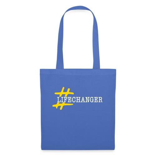 lifechanger logo - Borsa di stoffa