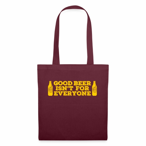 Good Beer - Tote Bag
