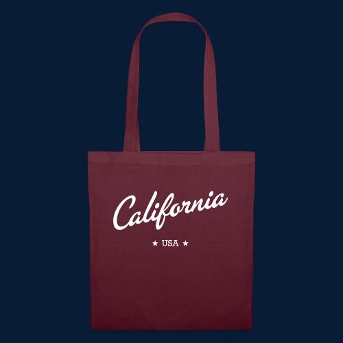 California - Stoffbeutel