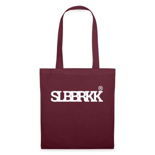 SLBBRKK white - Tas van stof