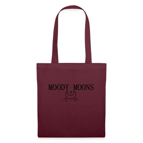 MOODY MOONS LOGO - Borsa di stoffa