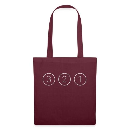 321 bianco - Borsa di stoffa