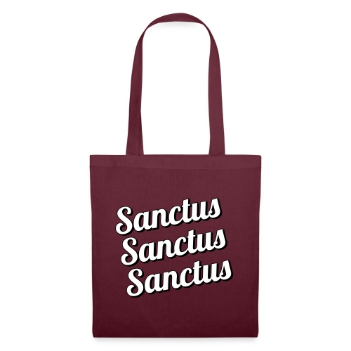 Sanctus Sanctus Sanctus - Tote Bag