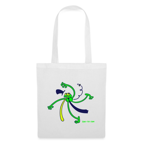Dancing Frog - Tote Bag