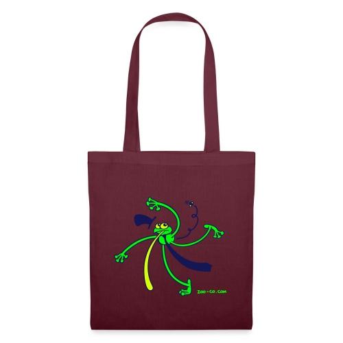 Dancing Frog - Tote Bag
