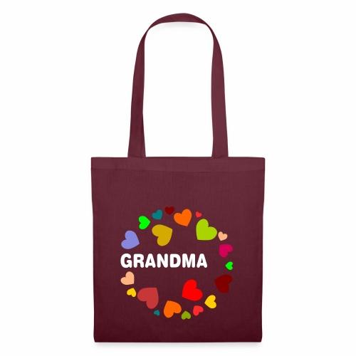 Grandma - Stoffbeutel