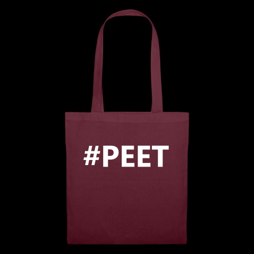#PEET NO BOX - Tas van stof