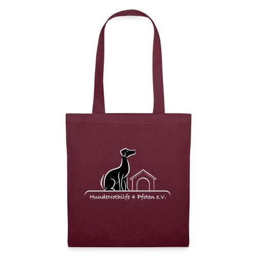 HundeNothilfe Logo - Stoffbeutel