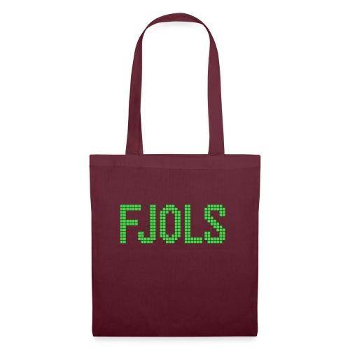 FJOLS Grøn - Mulepose