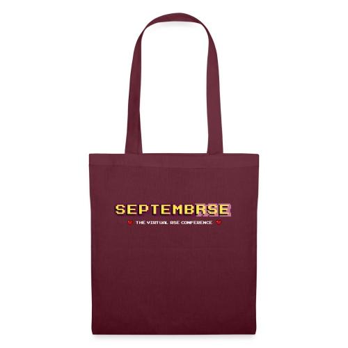 SeptembRSE - Simple Conference Logo - Tote Bag
