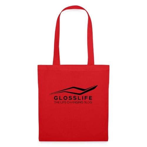Glosslife Logo - Stoffbeutel