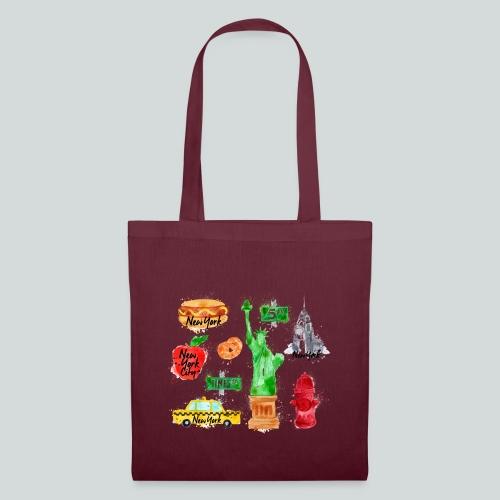 Icons New York - Tote Bag