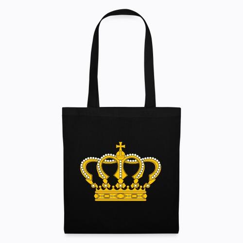 Golden crown - Tote Bag