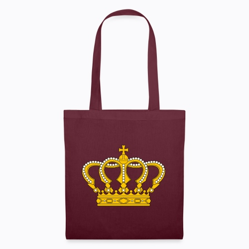 Golden crown - Tote Bag