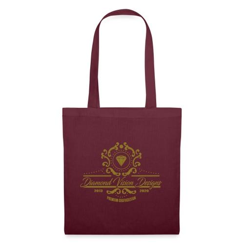 Logo Diamond Vision Design - Tote Bag