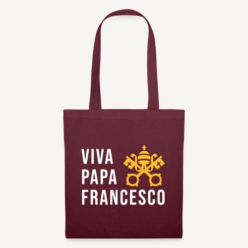VIVA PAPA FRANCESCO - Stoffbeutel
