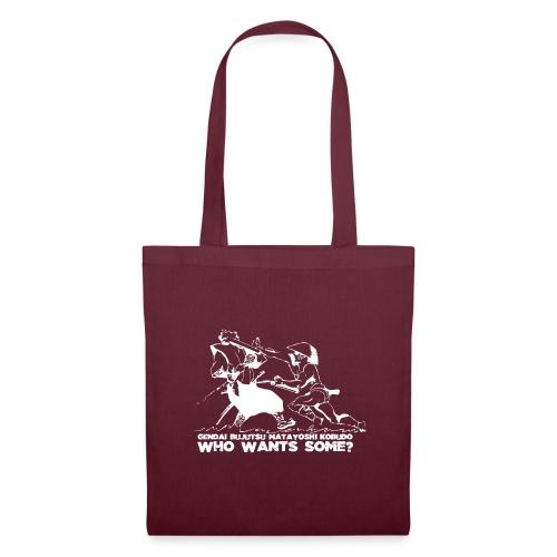 WWS TRANS vectorized XXL WHITE - Tote Bag