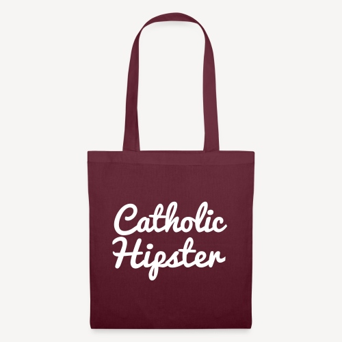 CATHOLIC HIPSTER - Tote Bag