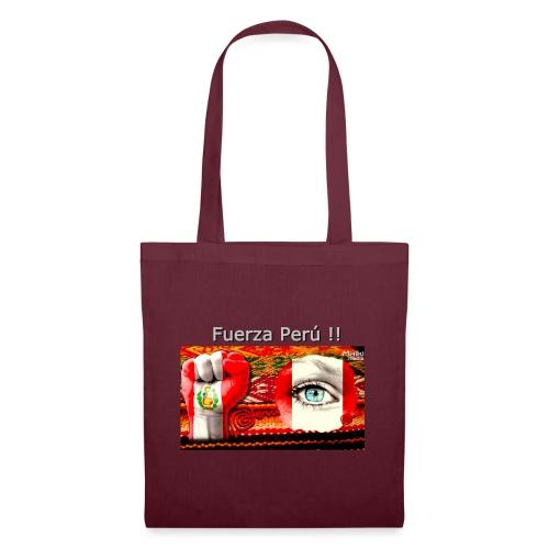 Telar Fuerza Peru I - Tote Bag