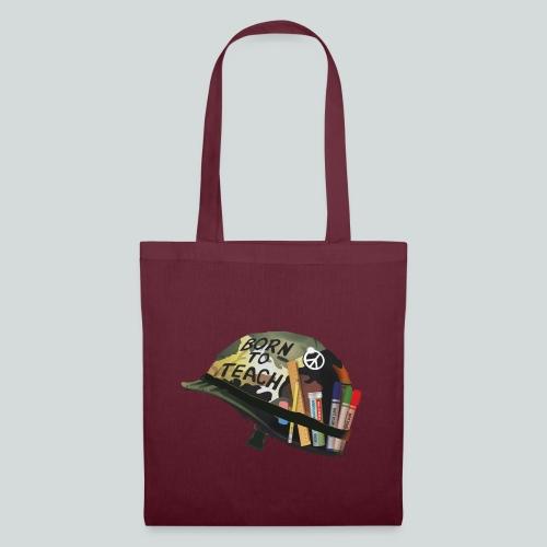 Born to teach - AAS - Tote Bag