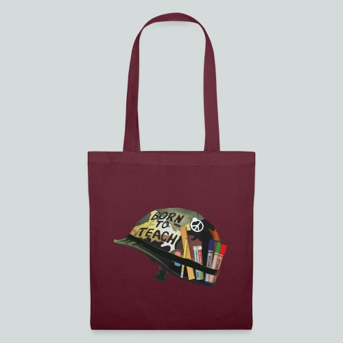 Born to teach - AAS - Tote Bag