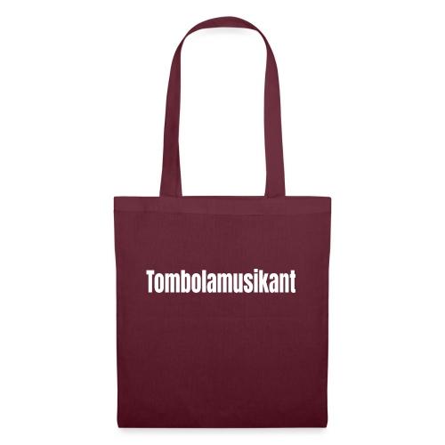 Tombolamusikant - Stoffbeutel