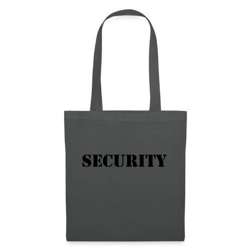 Security - Stoffbeutel
