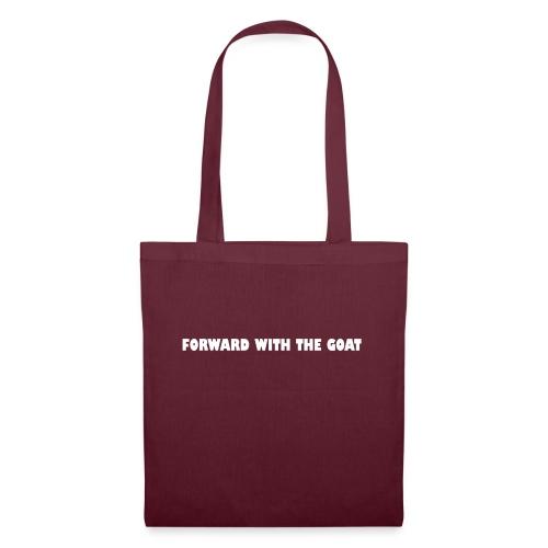 forward with the goat - Tas van stof