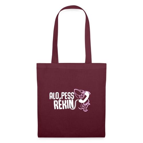 Alo pess rékin - Tote Bag