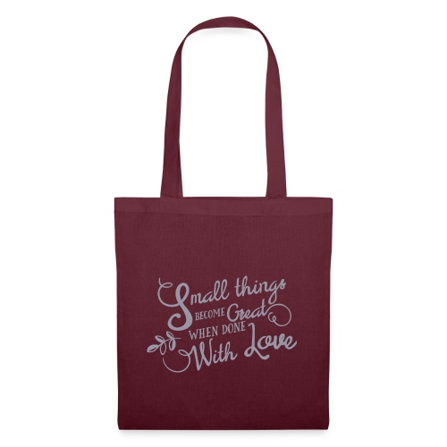 Small Things - Tote Bag