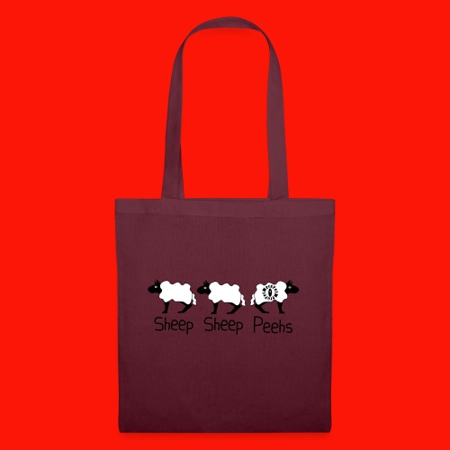 Sheep - Sheep - Peehs - Tote Bag