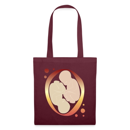 grossesse gémellaire2 - Tote Bag