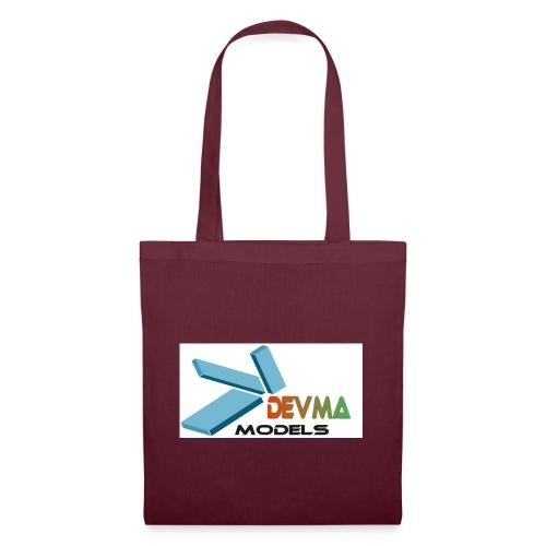 Devma Models Logo - Stoffbeutel