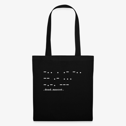 .dead.mascot. EP cover - Tote Bag
