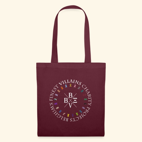 BVBE Charity Projects x factor white Charlemagne T - Tote Bag