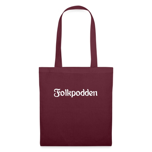 Folkpodden - Hembygd Collection - Tygväska