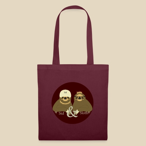 Sid & Sloth - Tote Bag
