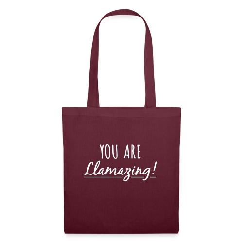 You are Llamazing - Mulepose