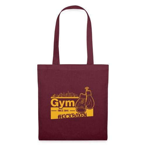 Gym Druckfarbe Orange - Stoffbeutel
