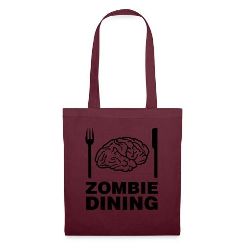 Zombie dining - Tygväska