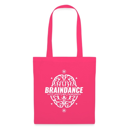 Braindance Into Another Dimension - Tote Bag