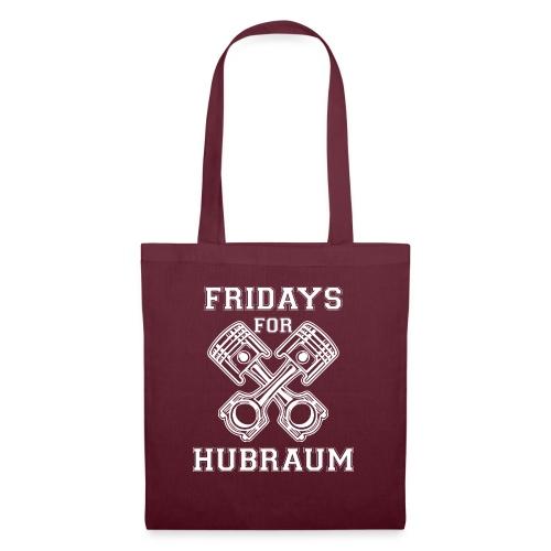 Fridays for Hubraum - Stoffbeutel