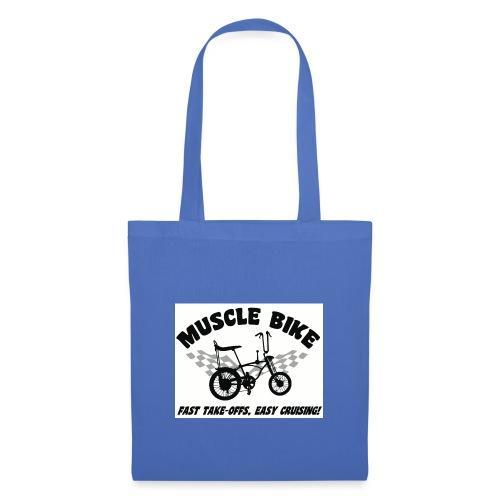 musclebike04 - Tote Bag