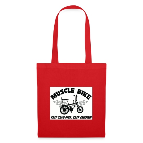 musclebike04 - Tote Bag