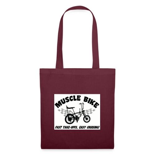 musclebike04 - Sac en tissu