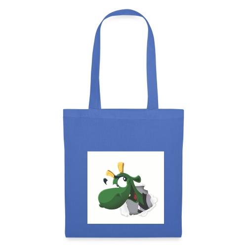 bag_drago_front - Stoffbeutel