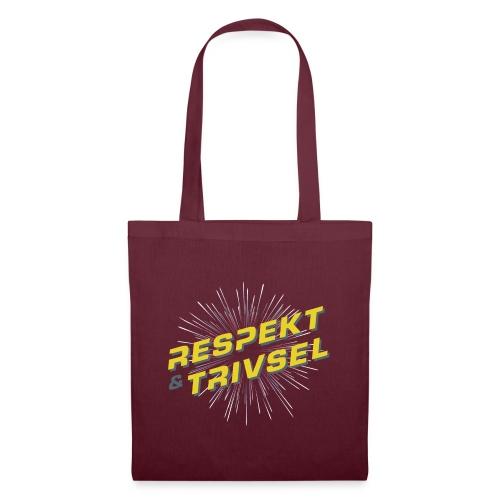Respekt, Trivsel og Superkultur - Mulepose