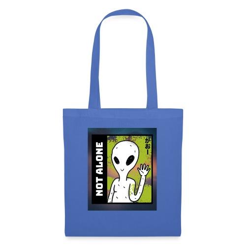 alien t shirt design maker featuring a smiling ali - Mulepose