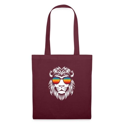 Lion Sunglas - Stoffbeutel