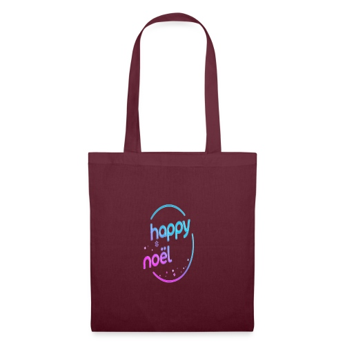 happy noel - Tote Bag
